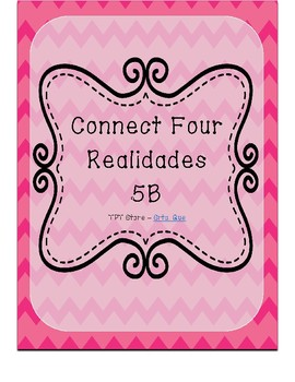 Connect Four (Realidades I - 5B)