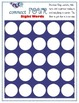 Connect Four Sight Word Game, Fry 1 -100