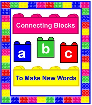 Connecting Blocks To Make Words