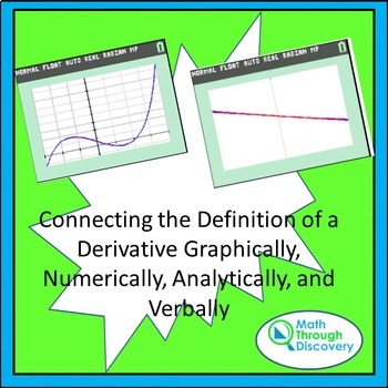Connecting the Definition of a Derivative with the Rule of 4