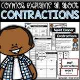 Explain It All: Connor Explains All About Contractions