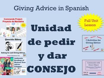 Consejo Advice Unit Pack
