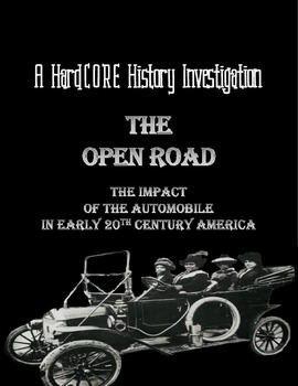 Impact of the Car on American Life: Common Core & Research