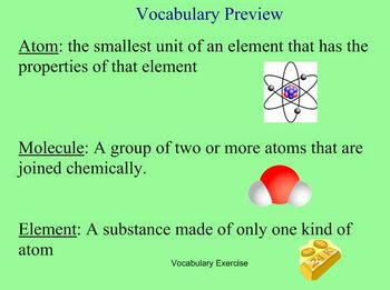 Conservation of Matter/Changes in Matter Unit