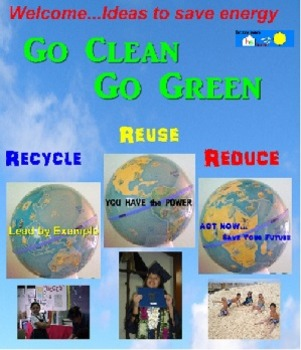 Conserving Energy...Clean Environment....Helpful Ideas