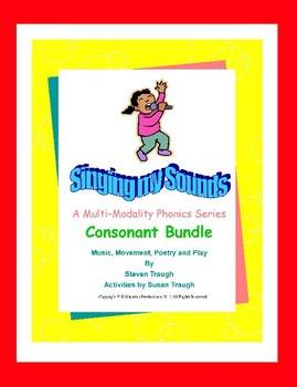 Phonics to the Core - Consonant Bundle from Singing My Sounds