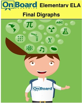 Final Digraphs-Interactive Lesson