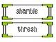 Consonant Digraphs Kaboom Game 2