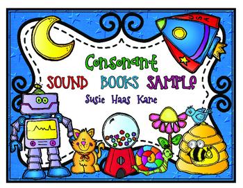 Consonant Sound Books … SAMPLE