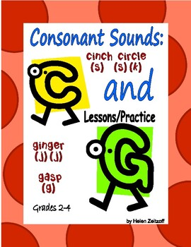 Consonant Sounds- C and G
