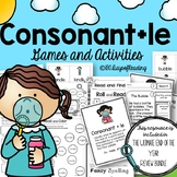 Consonant + le Activities and Games {le} Spelling Pattern