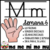 Letra Mm (ma, me, mi, mo, mu) BUNDLE