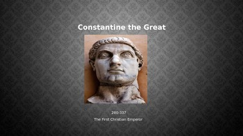 Constantine the Great PowerPoint