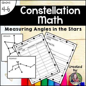Constellation Math: Measuring Angles in the Stars