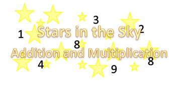 Constellations in the Sky: Using Stars to Relate Addition