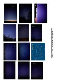 Constellations visual