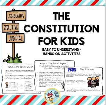 Constitution: the Framers, the Preamble, the Amendments: