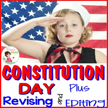 Constitution Day Revising and Editing