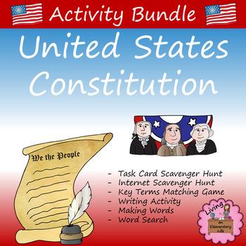 Constitution Day Mini Unit