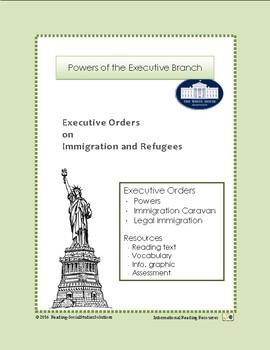 Constitution - Lesson 9 - Executive Orders