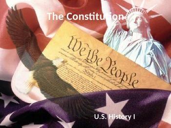 Constitution PowerPoint