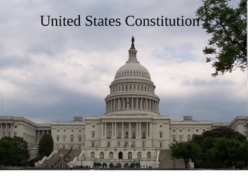 Constitutional Powers Powerpoint