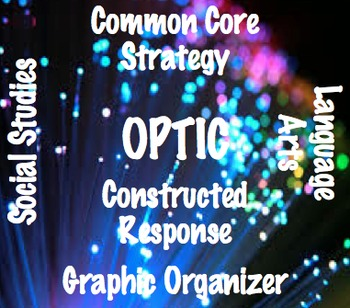 Constructed Response & Critical Thinking Strategy: Social