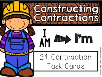 Constructing Contractions: Contraction Task Cards