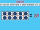 Constructing Whole Numbers Using Ten Frames for Visual Learners