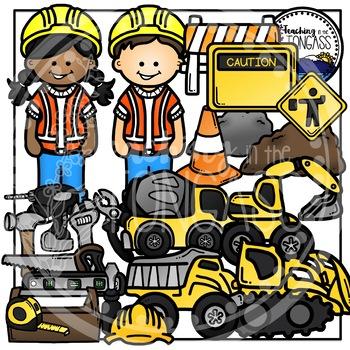 Construction Clipart Bundle