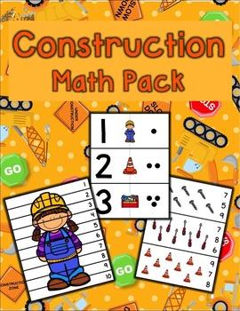 Construction Math Pack