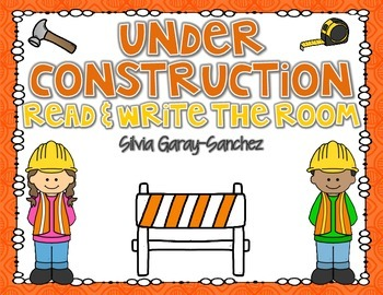 Construction Read and Write the Room Center