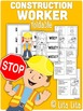 Construction Worker Fold&Learn