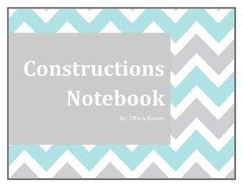 Constructions Notebook