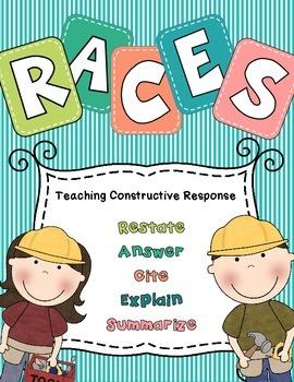 Constructive Response RACES Posters