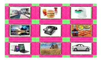 Consumer Decision Cards