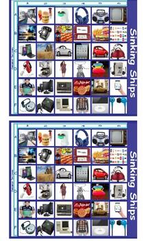 Consumer Decisions Battleship Board Game