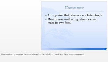 Consumers,Producers,and Decomposers:Easy, Interactive Note