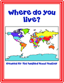 Contact Information for Students- Where Do I Live? (USA Students)