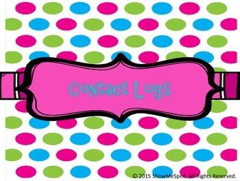 Contact log