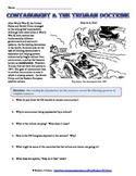 Containment and Truman Doctrine Cartoon Analysis Worksheet