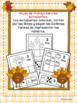 Los Números 1-10-Thanksgiving Edition in Spanish