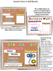 Content Focus Wall (with Exit Slips) Freebie