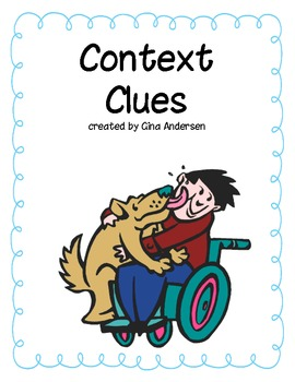 Context Clues Activities