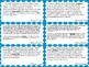 Claves de Contexto Tarjetas Repaso Actividad Lectura 4 Gra