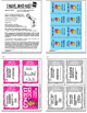 Context Clues Activities + Complete Lesson and Full Color Game