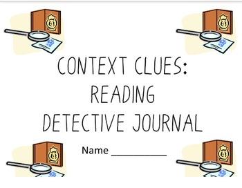 Context Clues Journal
