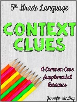 Context Clues (L.5.4a)