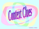 Context Clues Power Point Presentations