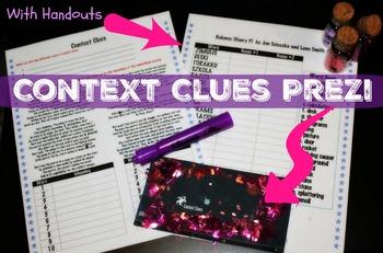 Context Clues Prezi 2